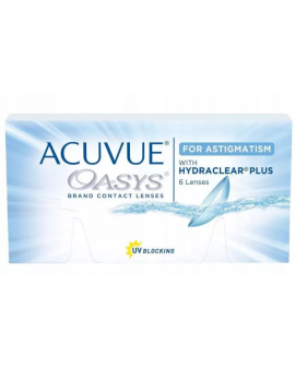 Acuvue Oasys for...